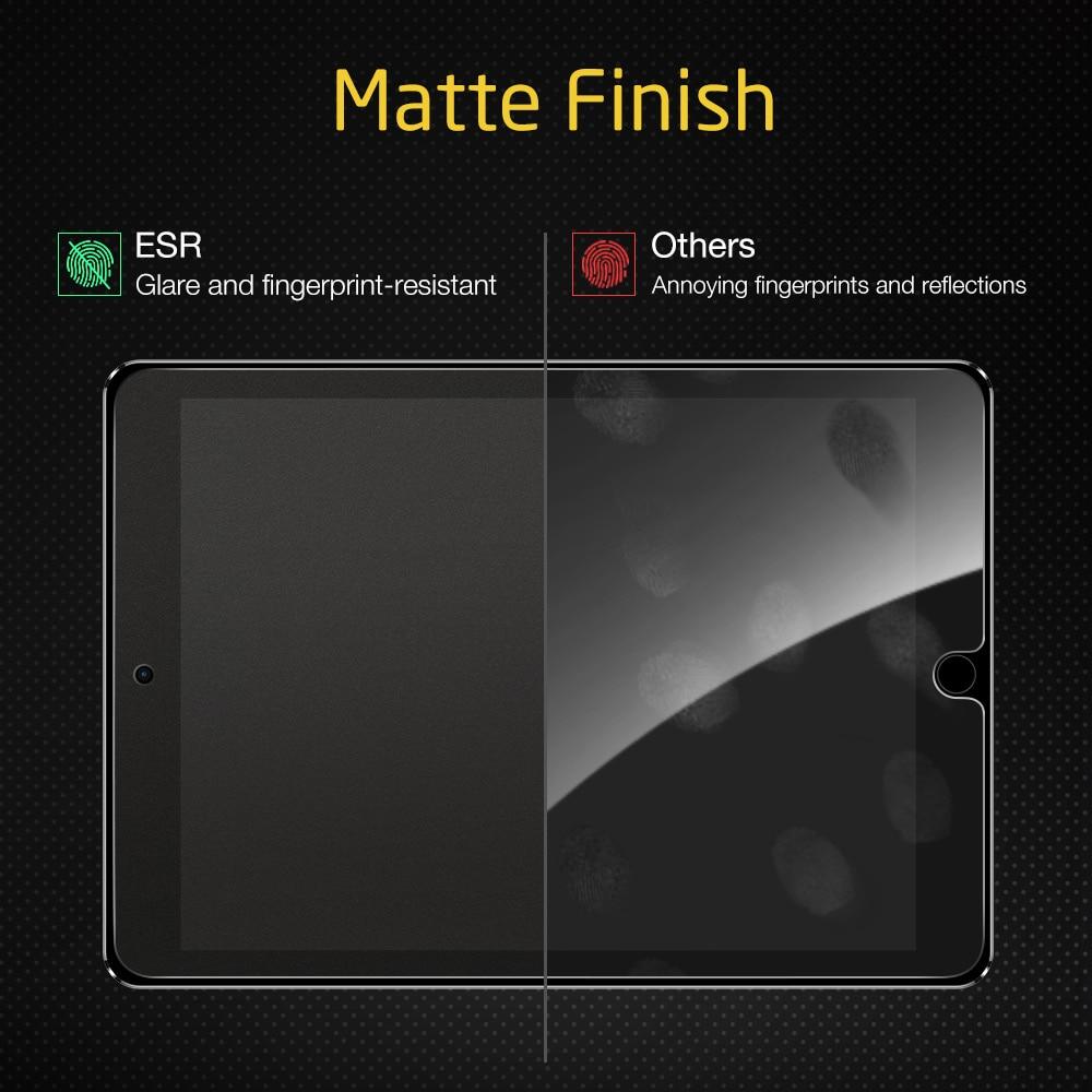 3x Matte//Anti-Glare//Anti-Fingerprint Screen Guard For iPad Air Mini NEW Pro9.7