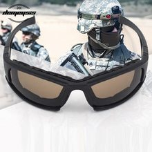 Shooting Glasses Climbing Hiking Military Tactical Polarized Fishing Cycling Outdoor-Sports
