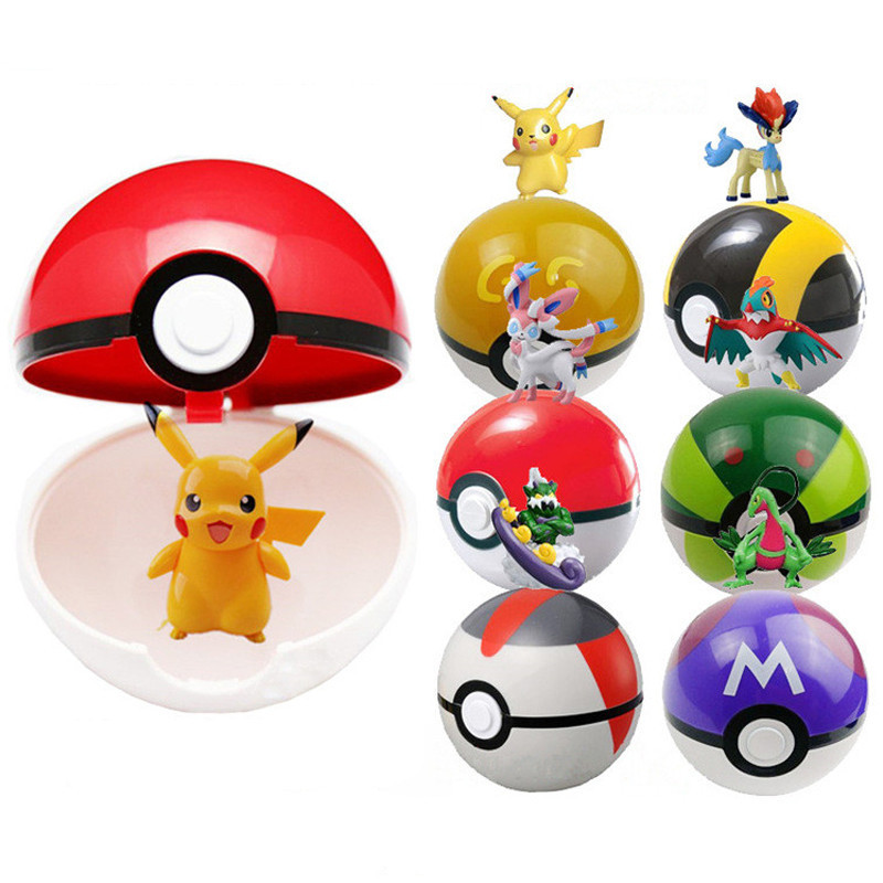 anime-font-b-pokemon-b-font-pikachu-ball-25-3cm-pocket-monsters-cosplay-props-figures-toys-bedroom-furnishings-for-children-gift-accessories