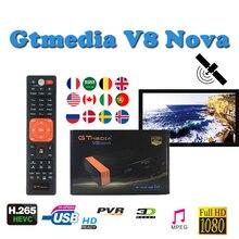2019 stable Tv-Receiver cccam lines spain Gtmedia V8 nova FULL HD 1080P support cline for 1 year europe Youtube freesat v8