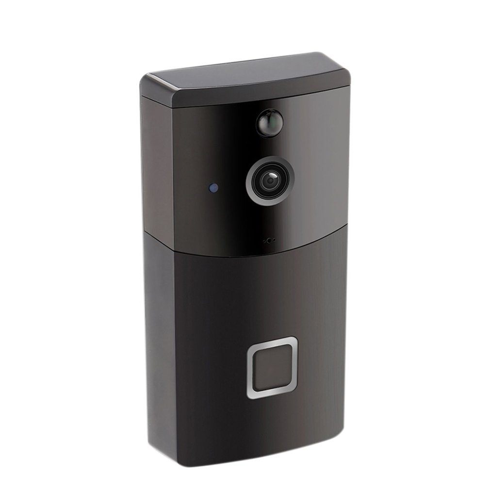 New 720P 2.4GHz WIFI Doorbell Two-way Audio Infrared Night Vision PIR Detection Home Security System Low Power Consumption