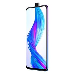 Image 5 - OPPO Realme X 4G LTE Mobilephone 8GB 128GB Snapdragon710 6.53 AMOLED 3765mAh 48MP Fingerprint VOOC3.0 Type C unlocked smartphone