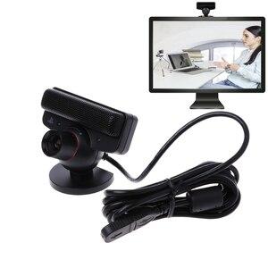 Image 2 - תנועת עיניים חיישן מצלמה עם מיקרופון עבור סוני פלייסטיישן 3 PS3 משחק מערכת