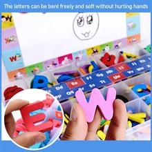 ABC Magnetic Letters 243 Pieces Of Uppercase And Lowercase Bubble Letters Gift Baby Early Education Supplies