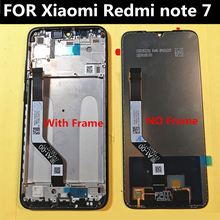 Note7 PRO Display For Xiaomi Redmi Note 7 lcd LCD Display Screen Touch  Replacement цена
