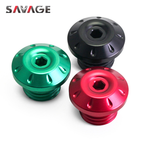 Engine Oil Filler Screw Cap For DUCATI 848/EVO Panigale V4 899 959 1199 1299 Hypermotard 820/939/796 Motorcycle Accessories CNC