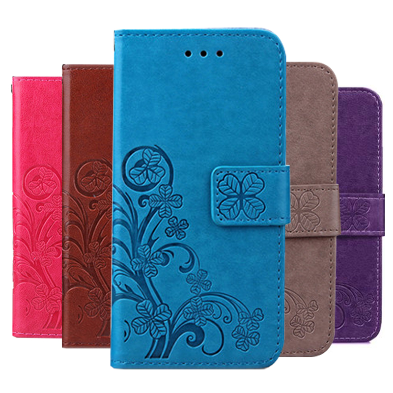 Flip Leather <font><b>Case</b></font> on for <font><b>LG</b></font> C40 <font><b>Leon</b></font> <font><b>4G</b></font> <font><b>Lte</b></font> H340N H320 C50 H324 Flower Wallet Phone <font><b>Cases</b></font> Cover image