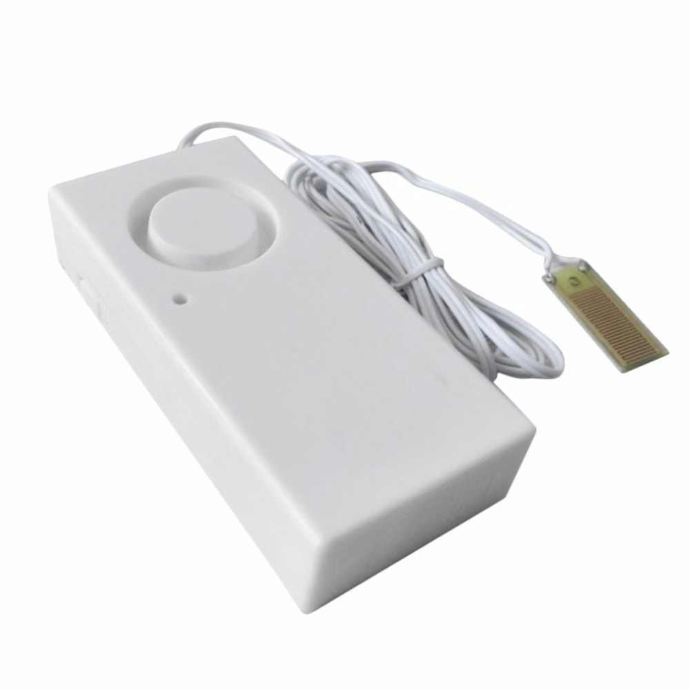 누수 경보 감지기 130db 누수 센서 감지 홍수 경보 오버플로 홈 보안 경보 시스템