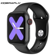 Cobrafly W5.0 Smart Watch IWO Men Women BT Calling Heart Rat