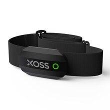 Correa de pecho para Coospo Polar Wahoo Garmin, Monitor con Sensor de ritmo cardíaco, correa elástica suave con ANT + Bluetooth