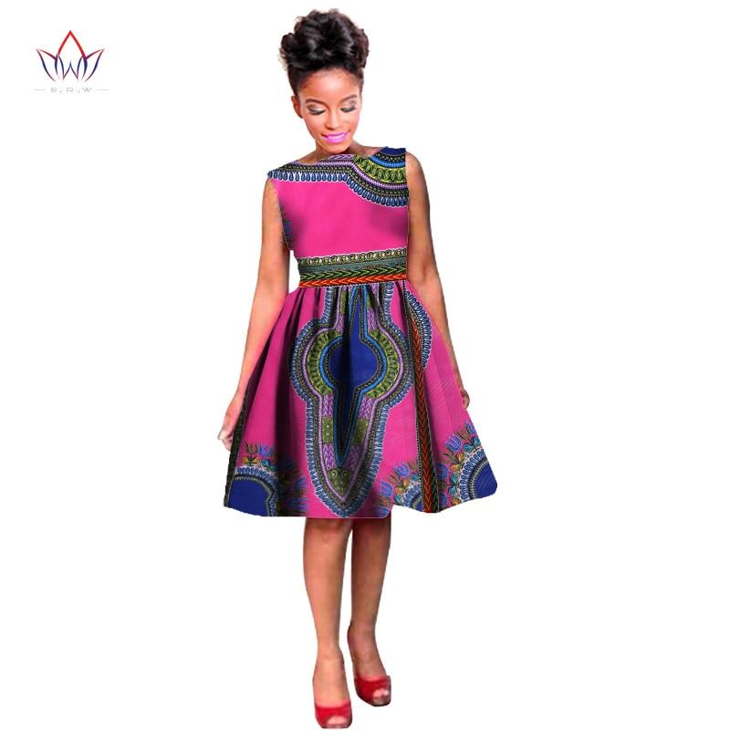 Dashikis Dress Dashiki 2020 Summer Summer Vestidos Տպել - Ազգային հագուստ - Լուսանկար 5