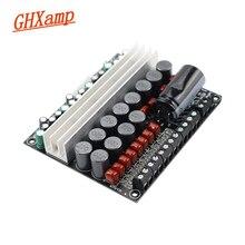 GHXAMP 5.1 ホームシアター TPA3116 アンプオーディオボード 2pc デコーダ DVD 車 6 チャンネル 50 ワット * 4 サラウンド 100 ワット * 2 低音スピーカーアンプ
