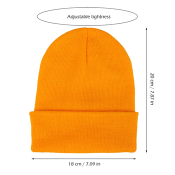 2020 Solid Color Knitted Beanies Hat Winter Warm Ski Hats Men Women Multicolor Skullies Caps Soft Elastic Cap Sport Bonnet gorro