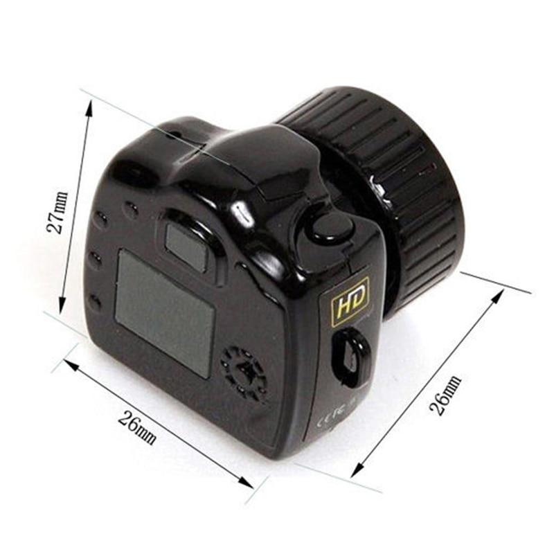 1080P Mini caméra HD vidéo enregistreur Audio Webcam Y2000 caméscope petit DV DVR caméra de sécurité Sport Secret Micro caméra avec Micro
