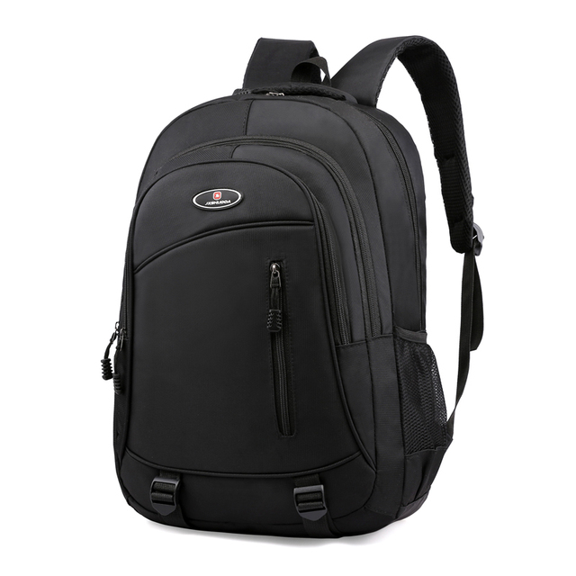 School Classical Laptop Backpack