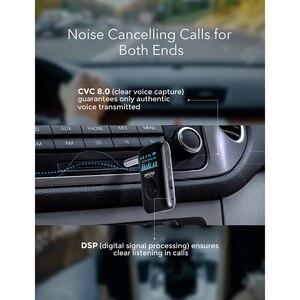 Image 4 - Mpow Bluetooth 5.0 Adattatore Wireless Ricevitore Audio Con Display OLED Musica In Streaming Adattatore 3D Surround Per Auto Aux Stereo di Casa