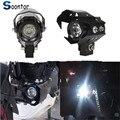 Phare de moto LED phare antibrouillard phare projecteur pour SUZUKI DRZ400E DRZ400S SM DR250R DJEBEL250XC 250SB Katana|  -