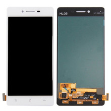 For OPPO R7 Full LCD Display With Touch Screen Digitizer Assembly Replacement Parts  100% Tested tested ok for sharp z3 lcd display with touch screen digitizer assembly replacement with tools 3m sticker