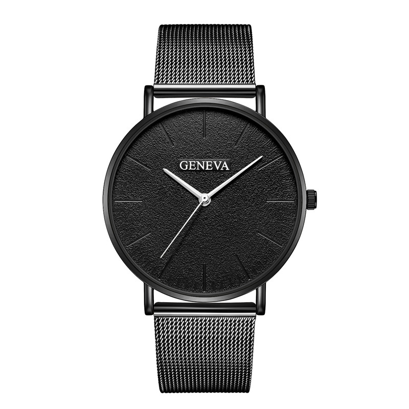 2019 Unisex Watch Quartz Watch Latest Fashion Design Geneva Watch Fashion Simple Quartz Watch Ladies Watch