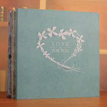 2018 new beautiful DIY photo album 7 styles of family baby lover children wedding creative gift