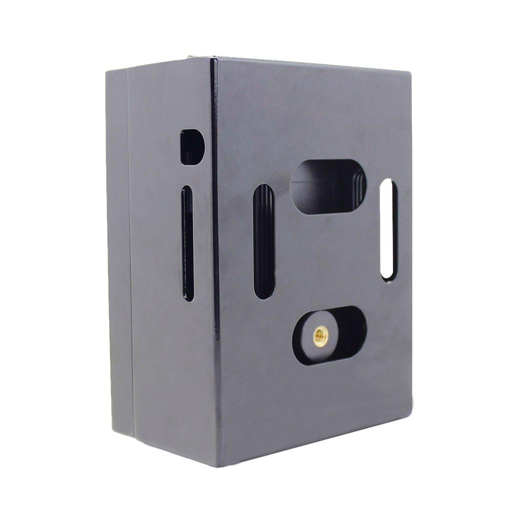 Metal Game Camera Security Box Protective Cover for Outdoor Trail Camera image