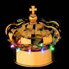 D100mm * h105mm Клубная бутылка шампанского со светодиодной