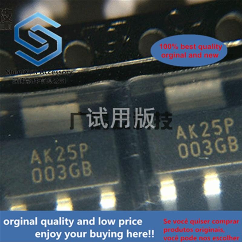 10pcs 100% Orginal New AIC1117-25PY LDO Low Dropout Regulator 2.5V SMD TO SOT-223