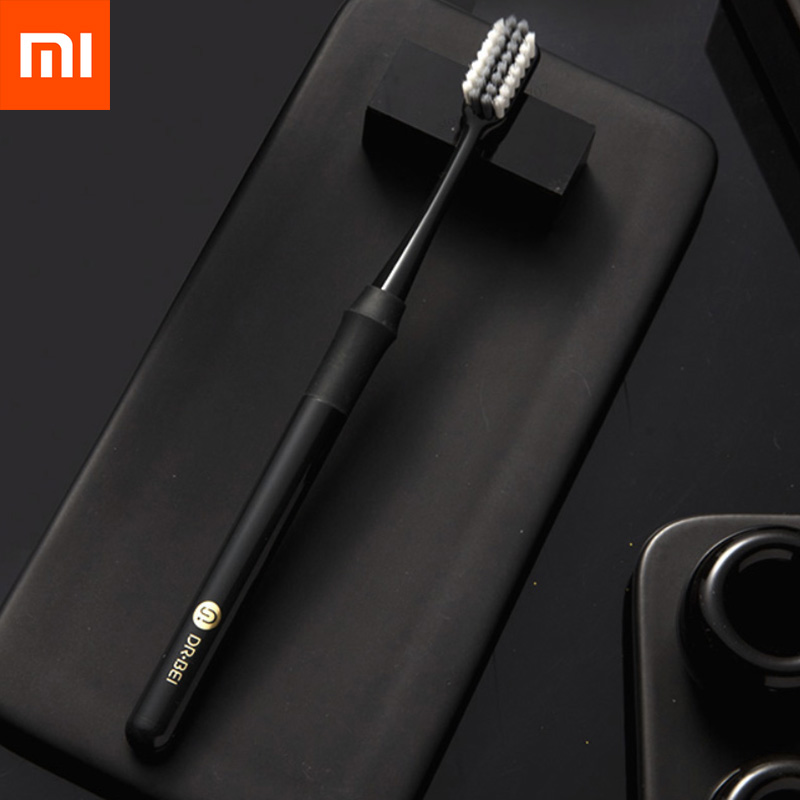 2 Colors Xiaomi Youpin Doctor B Tooth Mi Bass Method Better Brush Wire Couple Including Travel Box For Mijia Smart Home
