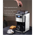 Мелкие бытовые автоматическая кофемашина кофе в зернах и молотый кофе горшок шлифовальный станок