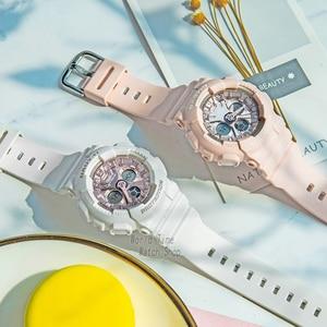 Image 4 - Casio İzle Bebek G Kadın Saatler Lüks Marka Set LED Saatler Dijital Bilek İzle 100 m Su Geçirmez Chronograph Askeri İzle Kadınlar Kız Favori Dalgıçlar Kadınlar için Şok Dayanıklı Saatler Kuvars Spor Bayanlar İzle часы