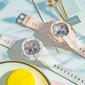 Image 4 - Reloj Casio baby g relojes para mujer relojes de marca de lujo reloj de pulsera digital Reloj cronógrafo a prueba de agua reloj militar relojes de cuarzo para mujer reloj deportivo de cuarzo para mujer часы наручные