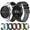 Para Xiaomi MI Assistir Cinta Cor de liberação Rápida Pulseira Esporte Pulseira de Silicone 22 mm Watch Band Para Amazônia Stratos 3 2 ремешок