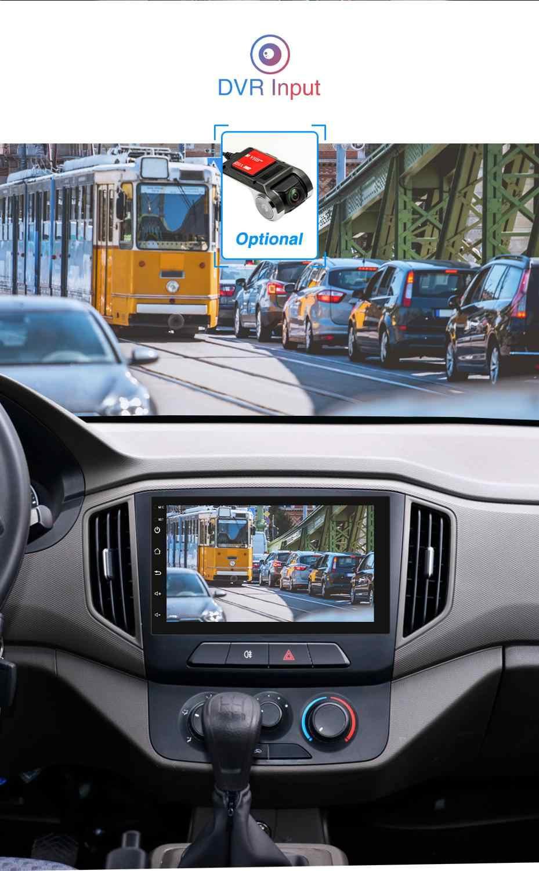 Camecho Android 9.1 2 Din Mobil Radio GPS Multimedia Player Universal untuk Volkswagen Nissan Hyundai Kia Toyota LADA Ford Peugeot