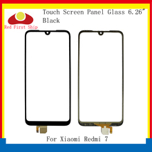 10Pcs/lot Touch Screen For Xiaomi Redmi 7 Panel Digitizer Sensor Front LCD Glass Lens REDMI Touchscreen Replacement
