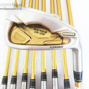 Image 4 - New Golf Clubs HONMA S 05 Golf Full set 4 star Golf driver wood irons putter Clubs Graphite shaft R or S Club Set shipping
