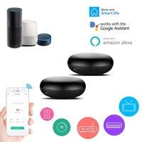 2Pcs WiFi Smart IR Controller Wireless Multi-Directional Infrarot Remote Alexa Google Assistent Tuya/Smart Leben APP