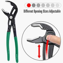 Pliers Plumber Wrench Combination-Tools Grip-Pipe Water-Pump LAOA Universal