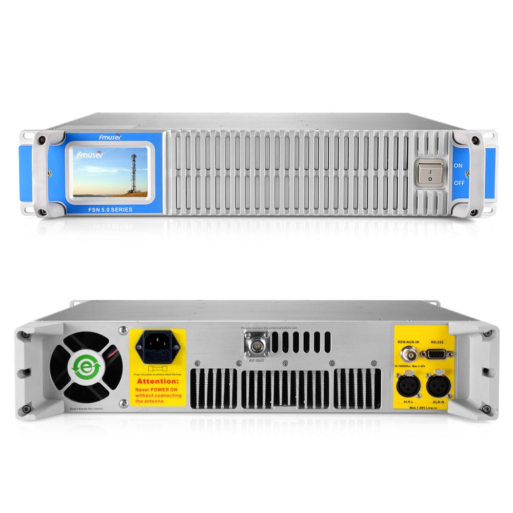 FM Broadcast Band Power Splitter or Divider 87.5-108Mhz 4-Way Max 3000W 3kW