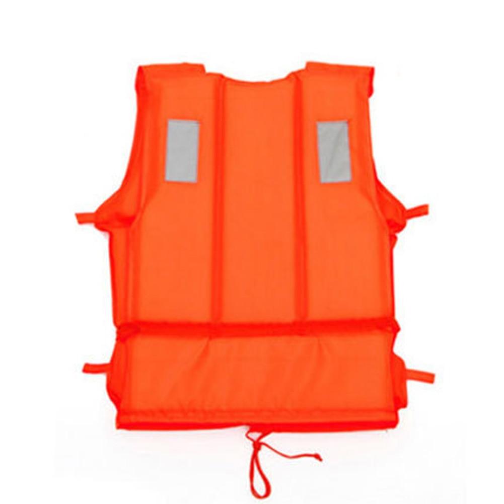1 шт. профессиональная безопасная плавающая спасательная жилетка Colete Salva-vidas со свистком SOS для водных видов спорта, дрейфующих серфинга