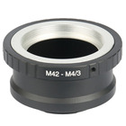 Lens Adapter Ring M4...
