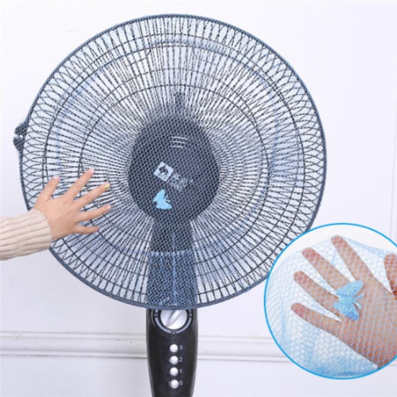 2019 Hot Sell Electric Fan Cover Round Fan Filters Summer Fan Safety Nets/Fan Dust Dustproof Mesh Cover Protect