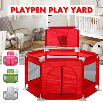 Baby Playpens for Children Playpen Pool Balls Kids Playpen For 0-6 years Ball Pool for Baby Fence Tent Baby Tent Ball Pool