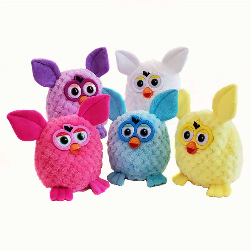 Boy Girl Gift Phoebe Phoebe Pet Owl Elf With Box Electronic Pet Interactive Toy Recording Talking Hamster Smart Toy Doll Tide