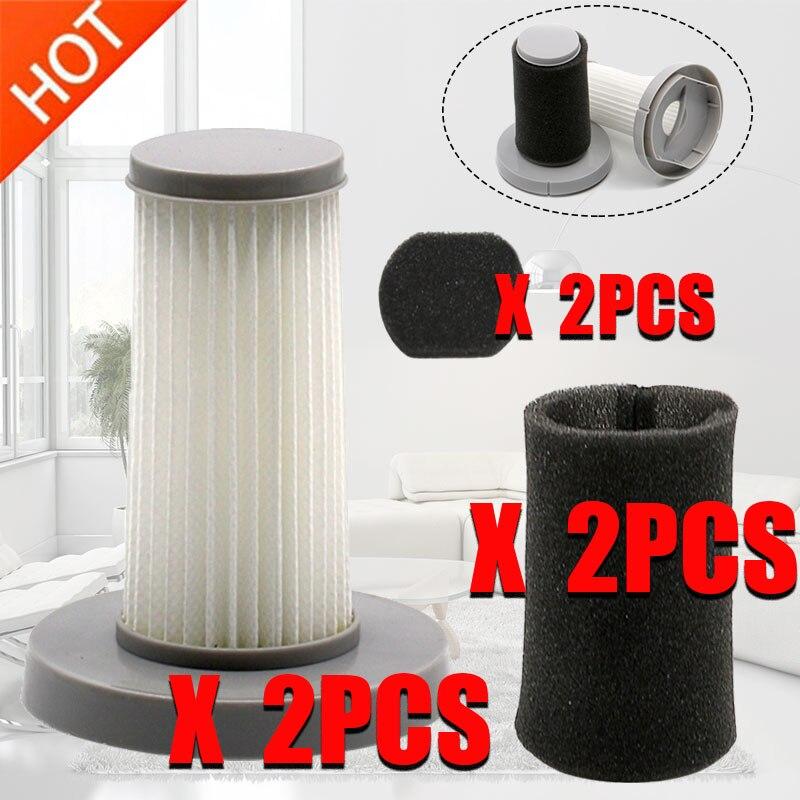 Handheld Vacuum Cleaner Hepa Filter Sponge Filter Set For Xiaomi Deerma DX700 2-in-1 DX700S Vertical Vacuum Parts Accessories
