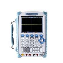 Hantek DSO1202B Portable Handheld Oscilloscope 200MHz 2CH USB Oscilloscope 1Gsa/S 1M Memory 5.6 200MHz Bandwidth Oscyloskop hantek dso1062b digital handheld oscilloscope multimeter 2ch 60mhz 1gsa s sample rate 1m memory depth 6000 counts dmm