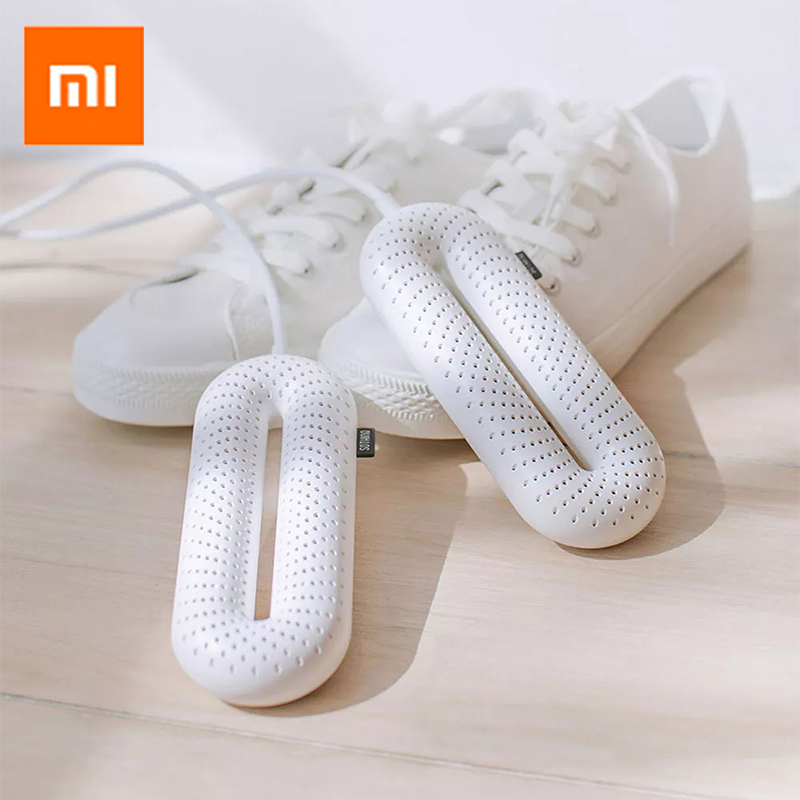 Original Xiaomi Sothing Shoe Dryer Foot Protector Boot Deodorant Dehumidify Device Winter Shoes Drier Heater With UK/US/EU Plug