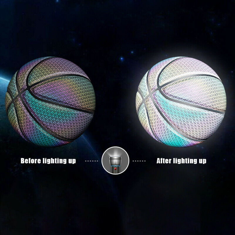 Holográfica Reflexiva Luminosa Fluorescente Iluminado Brilho de