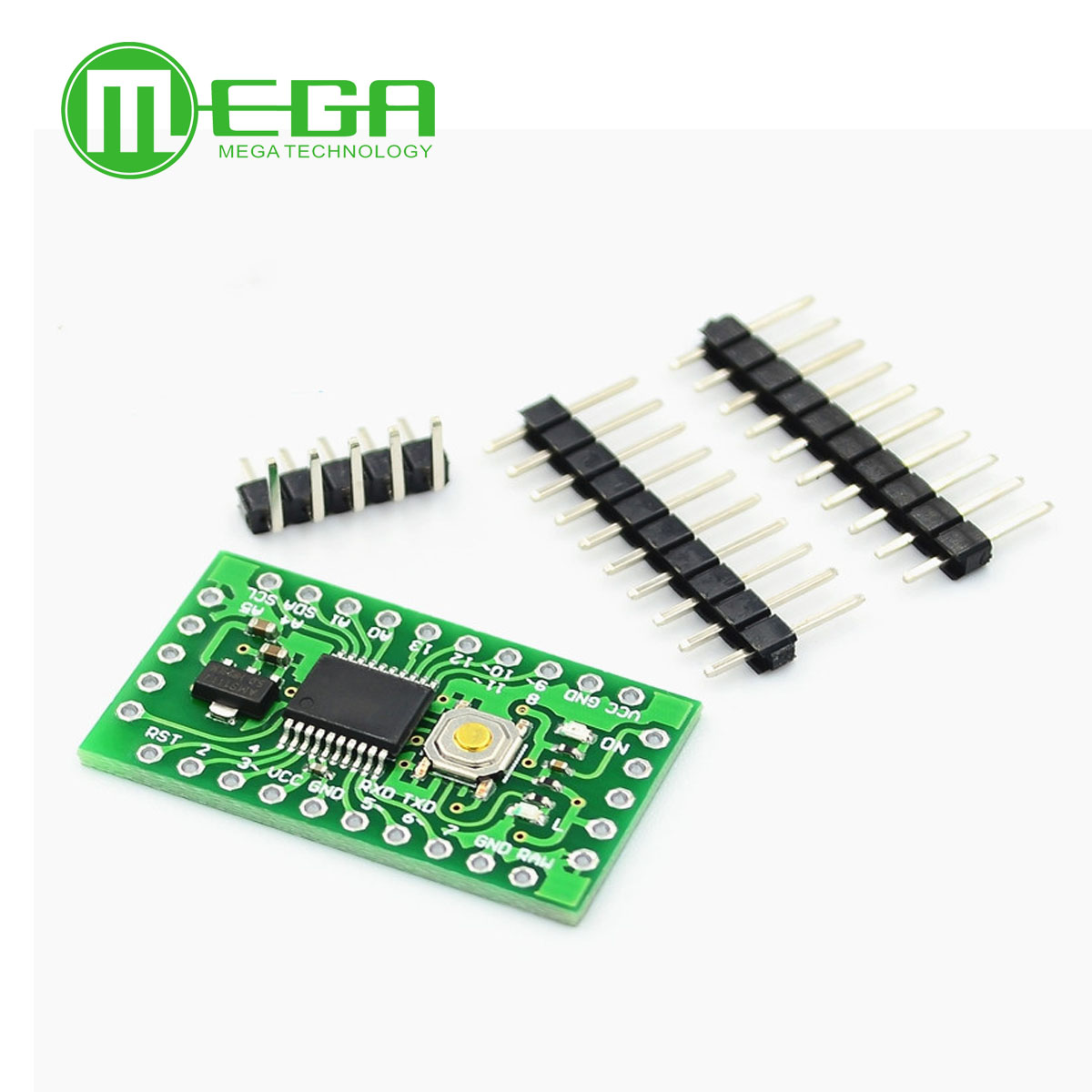 Новый LGT8F328P-SSOP20 MiniEVB заменяет rduino Pro Mini ATMEGA328P