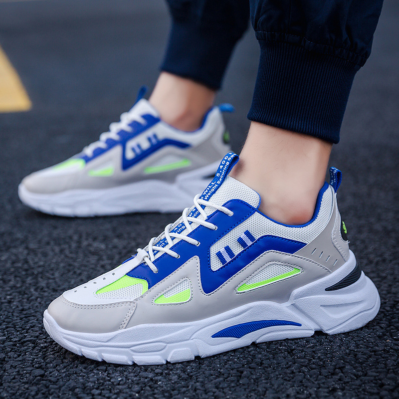 New 2020 Male Trend Man Motion Dad Shoe Outdoors Walking Shoes Male Tenis Masculino Adulto Sneakers Zapatos De Hombre