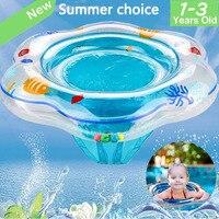 Neue Sommer Kinder Baby Schwimmen Ring Aufblasbare Float Ring Schwimmen Pool Ring Kinder Schwimmen Training Wasser Spielzeug Pool Zubehör